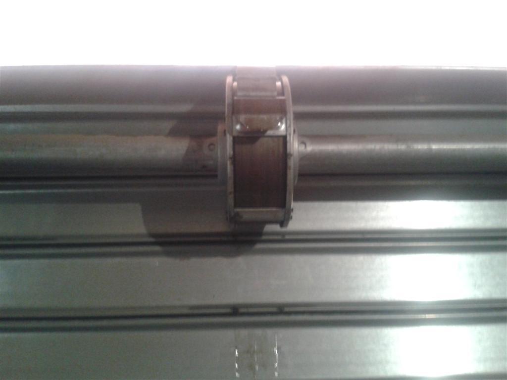 Volet roulant electrique de garage en panne - Porte de garage electrique ...
