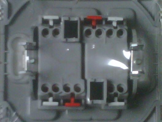 rajout d 39 une ampoule par un interrupteur double quel branchement. Black Bedroom Furniture Sets. Home Design Ideas