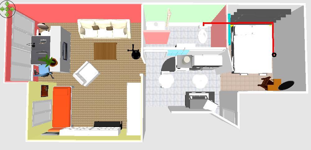 Rénovation appart: déplacer les toilettes de 4m...est-ce réalisable?