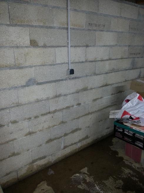 plein d 39 eau dans mon garage suite grosse pluie. Black Bedroom Furniture Sets. Home Design Ideas