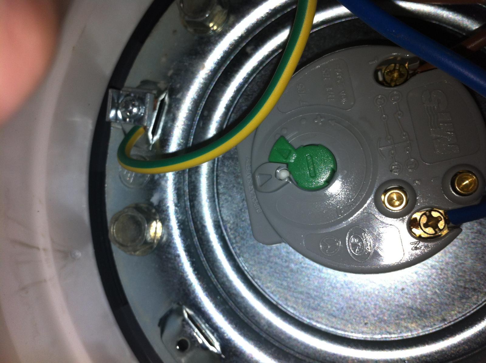 Chauffe eau for Probleme thermostat chauffe eau