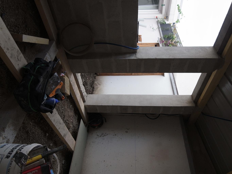 Vide sanitaire plancher gondol for Vide sanitaire ou pas