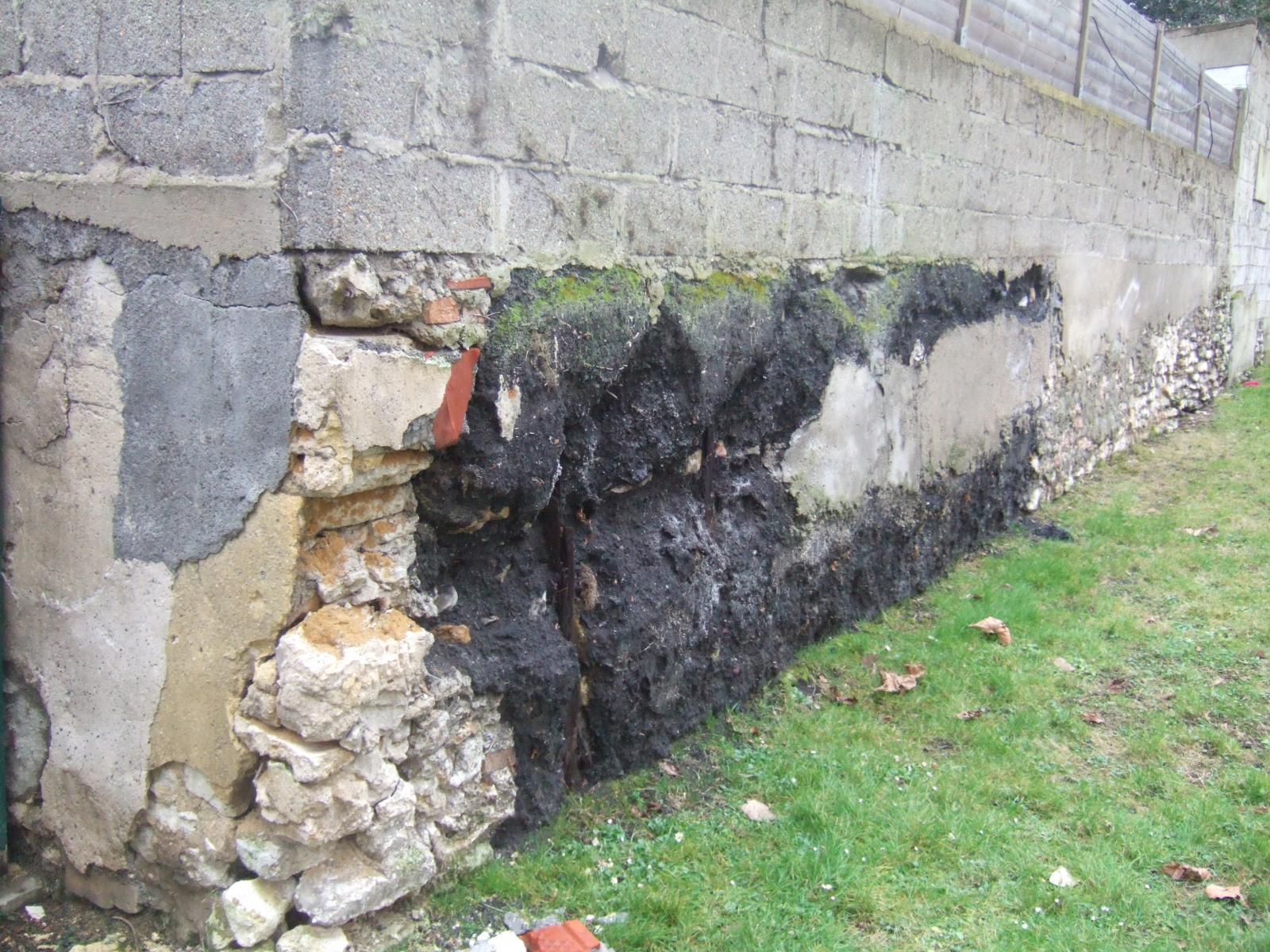 R paration mur exterieur for Reparation retroviseur exterieur
