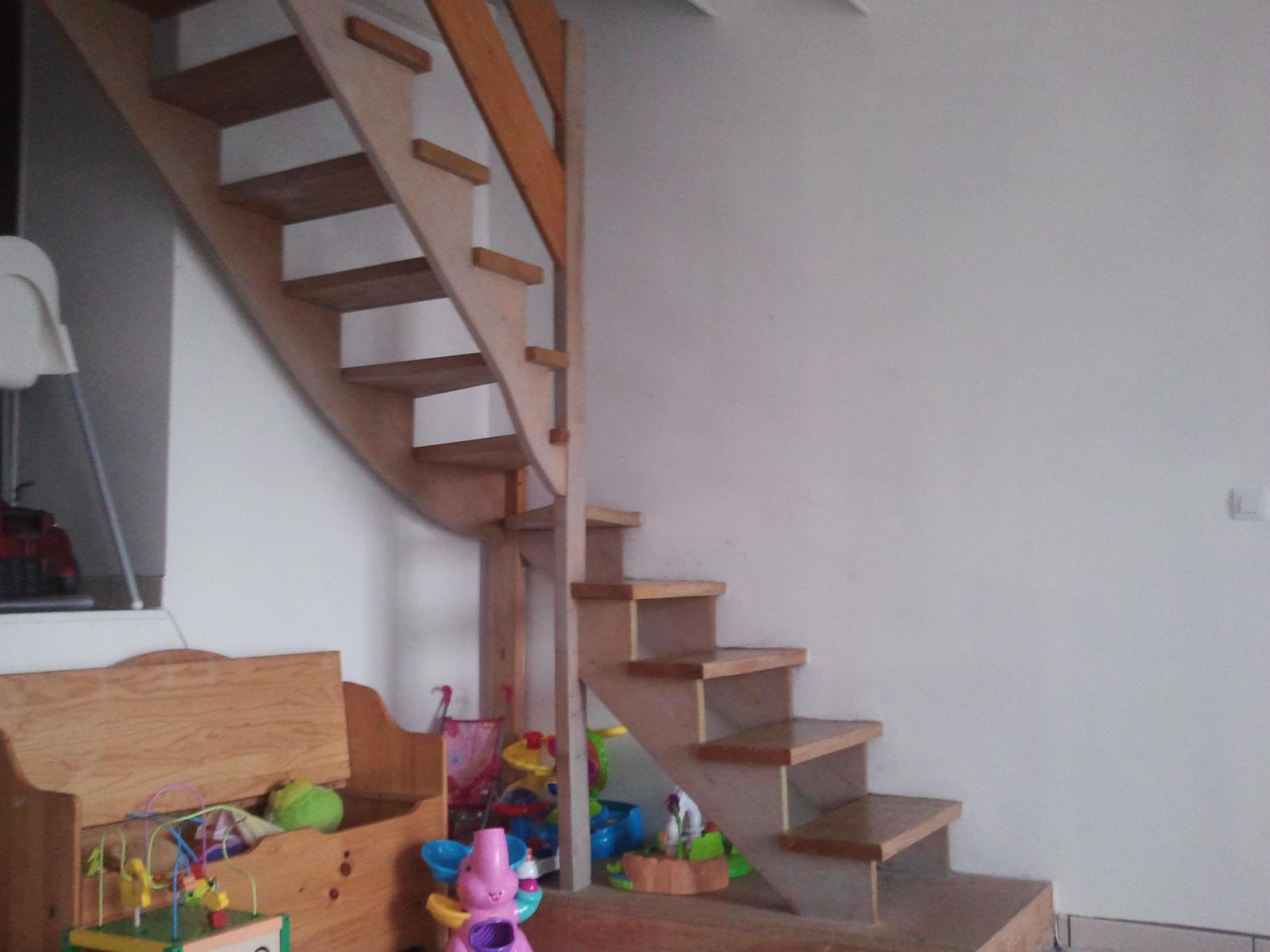 besoin d 39 aide pour s curiser un escalier s 39 il vous plait. Black Bedroom Furniture Sets. Home Design Ideas