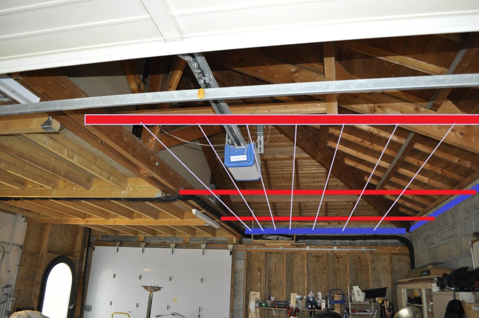 Grenier dans garage for Garage grenier audenge