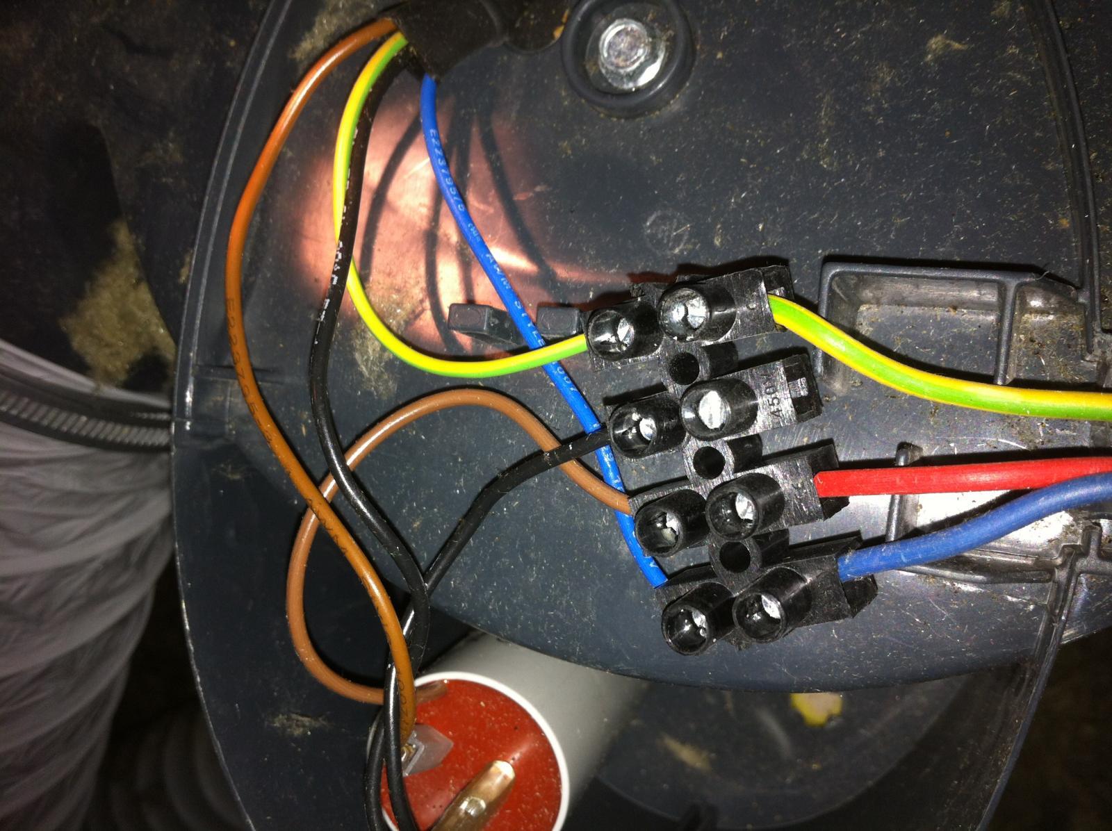 Branchement vmc sans interrupteur - Branchement electrique vmc ...