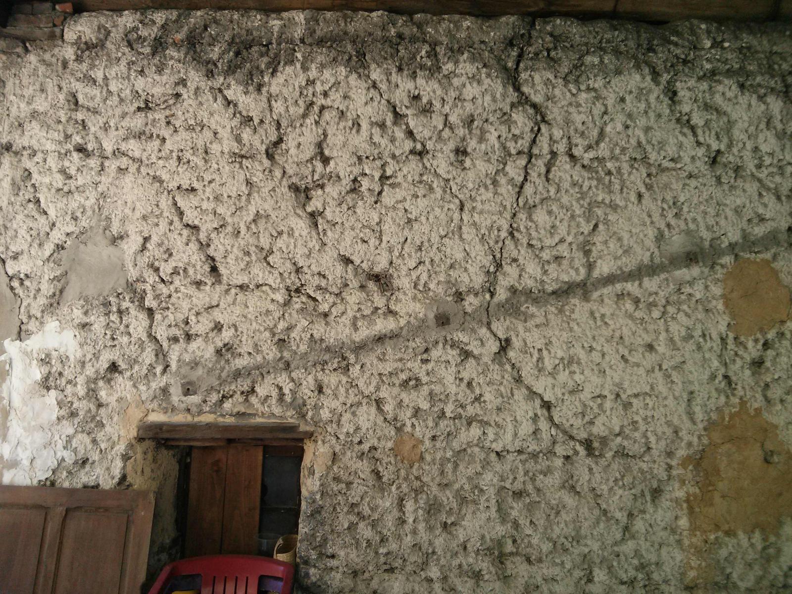 Enduire un mur ext rieur en torchi quel produit for Impermeabiliser un mur exterieur