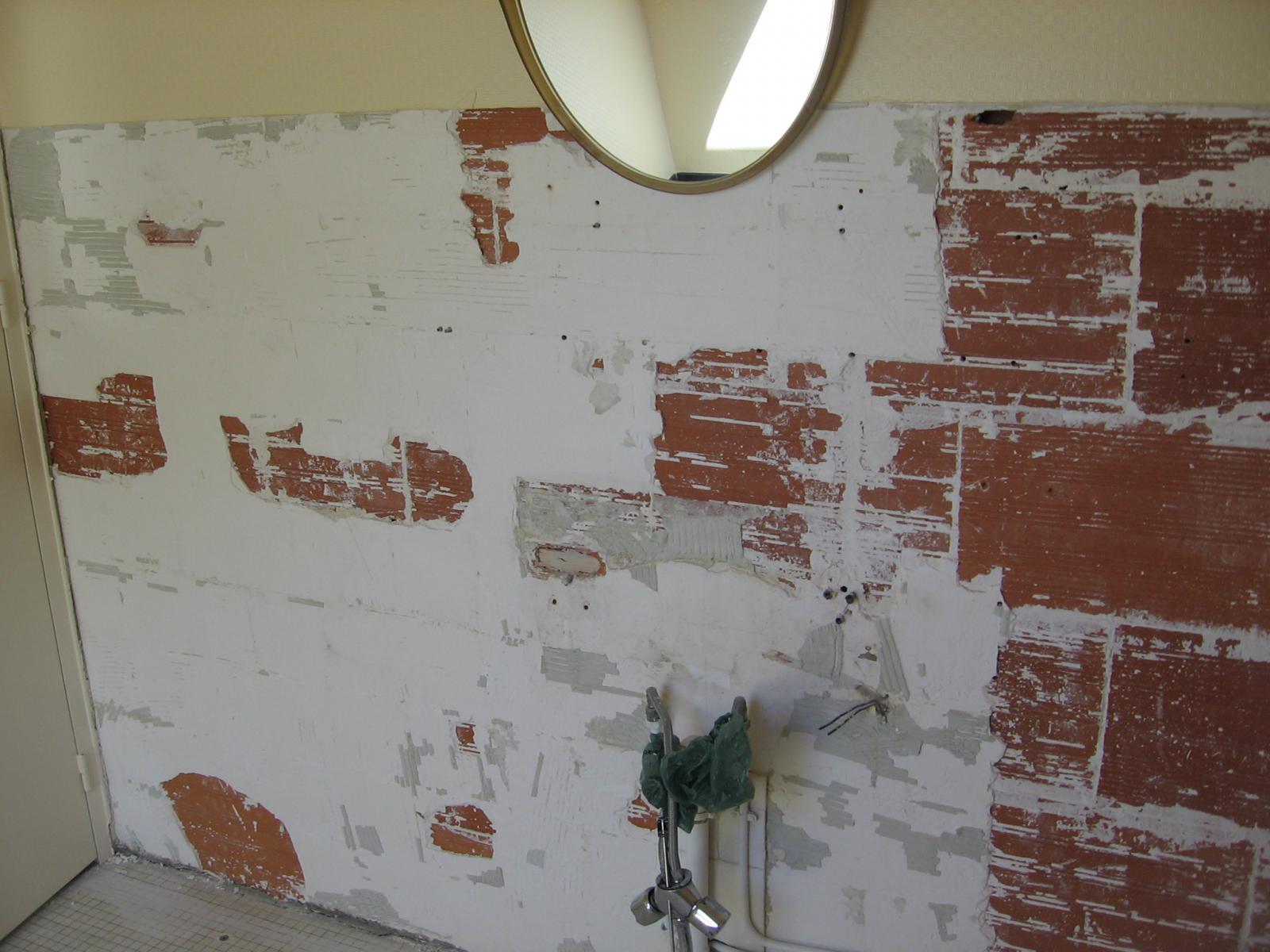 Refection salle de bains conseils pour murs avant carrelage for Refection salle de bain