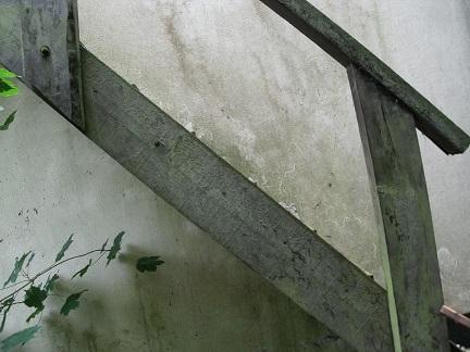 repeindre escalier bois ext rieur. Black Bedroom Furniture Sets. Home Design Ideas