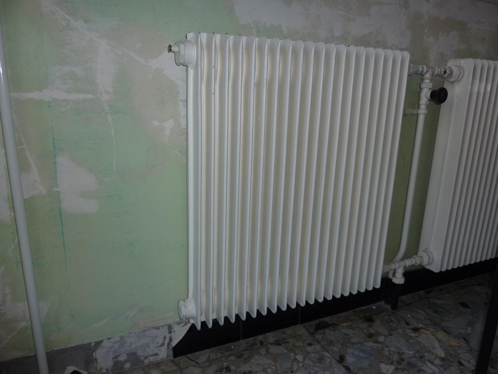 D montage radiateur chauffage central for Radiateur chauffage central tunisie