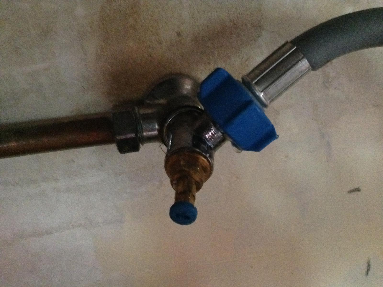 D brancher lave linge - Adaptateur robinet lave linge ...