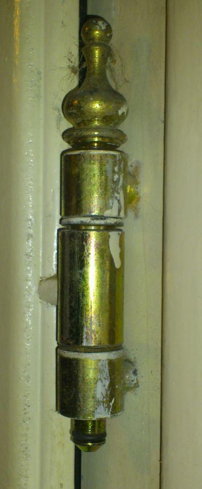 Porte d 39 entr e qui s 39 affaisse ou mal install d s l 39 origine - Charniere de porte d entree ...
