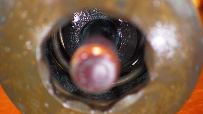Gros probleme mitigeur thermostatique - Mitigeur thermostatique douche bloque ...