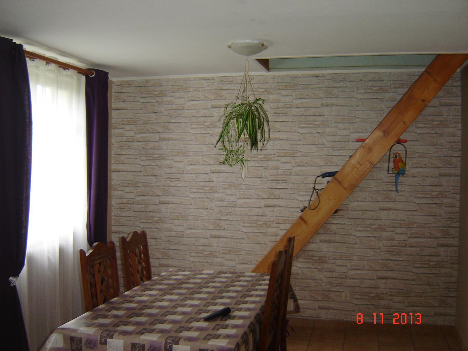 rampe d 39 escalier pour chelle de meunier. Black Bedroom Furniture Sets. Home Design Ideas