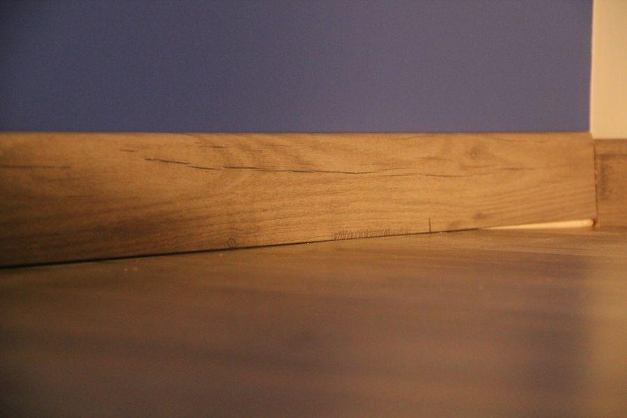 probleme pose de plinthes de parquet. Black Bedroom Furniture Sets. Home Design Ideas