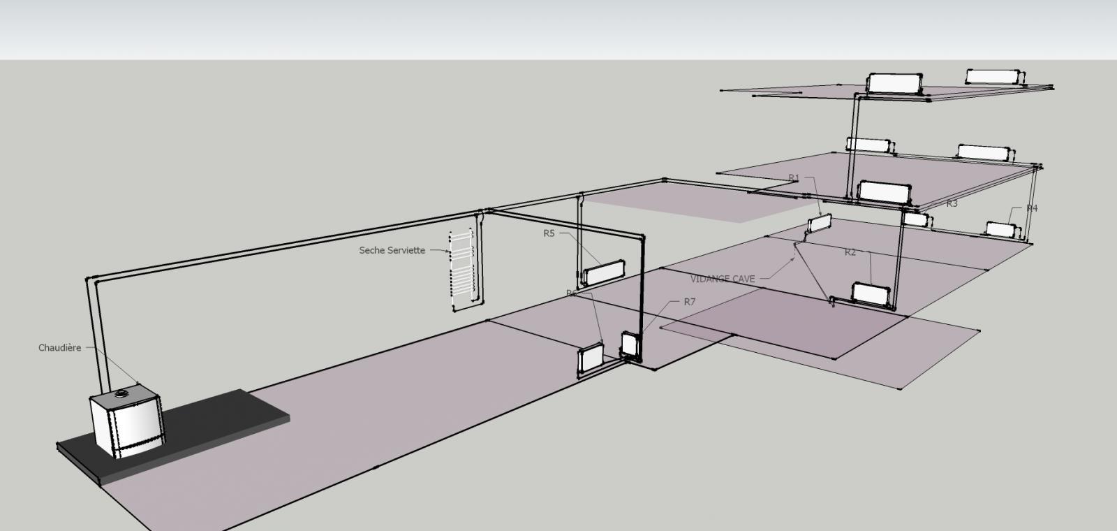 radiateur qui ne chauffe pas. Black Bedroom Furniture Sets. Home Design Ideas