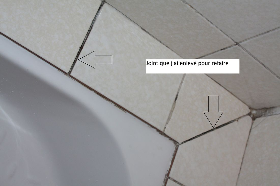 Quelques liens utiles for Joints de carrelage