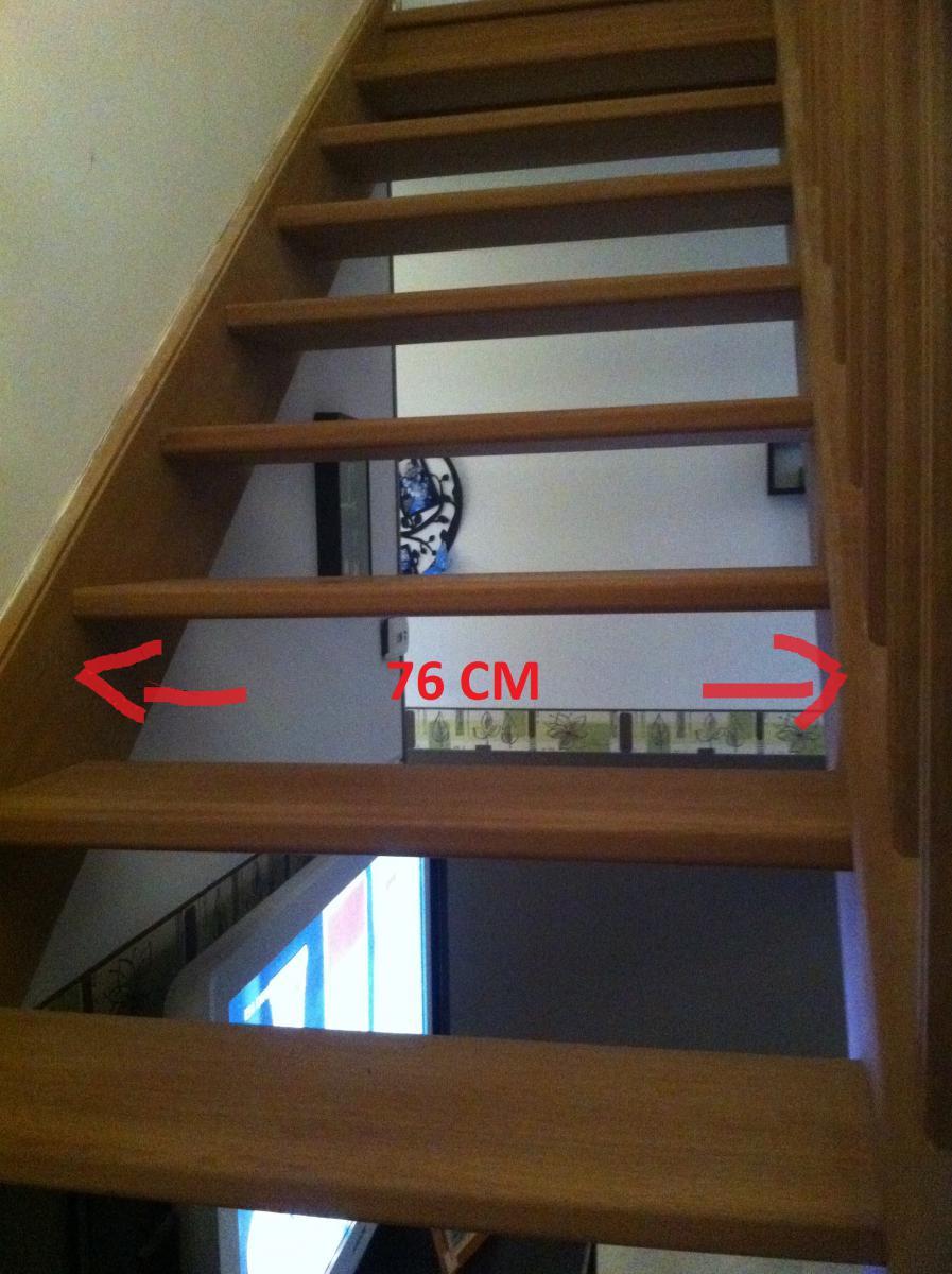 Ajouter Des Contre Marche Escalier installation contre-marche en bois