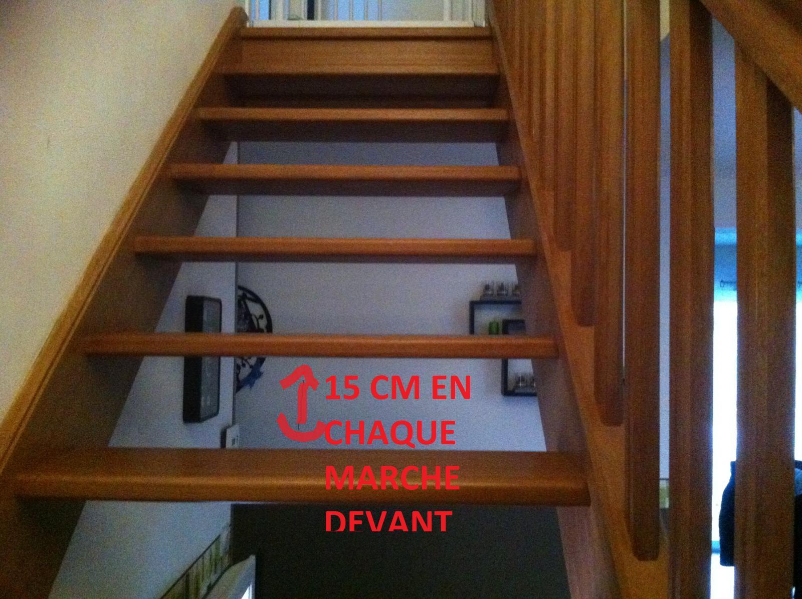 100 Incroyable Suggestions Ajouter Des Contre Marche Escalier