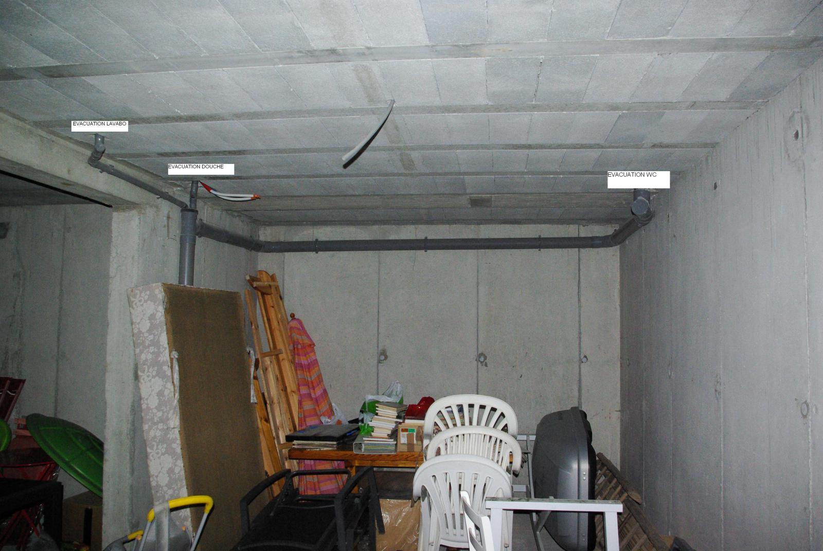 Ventilation primaire ch ssis geberit non branch e et - Ventilation primaire wc ...
