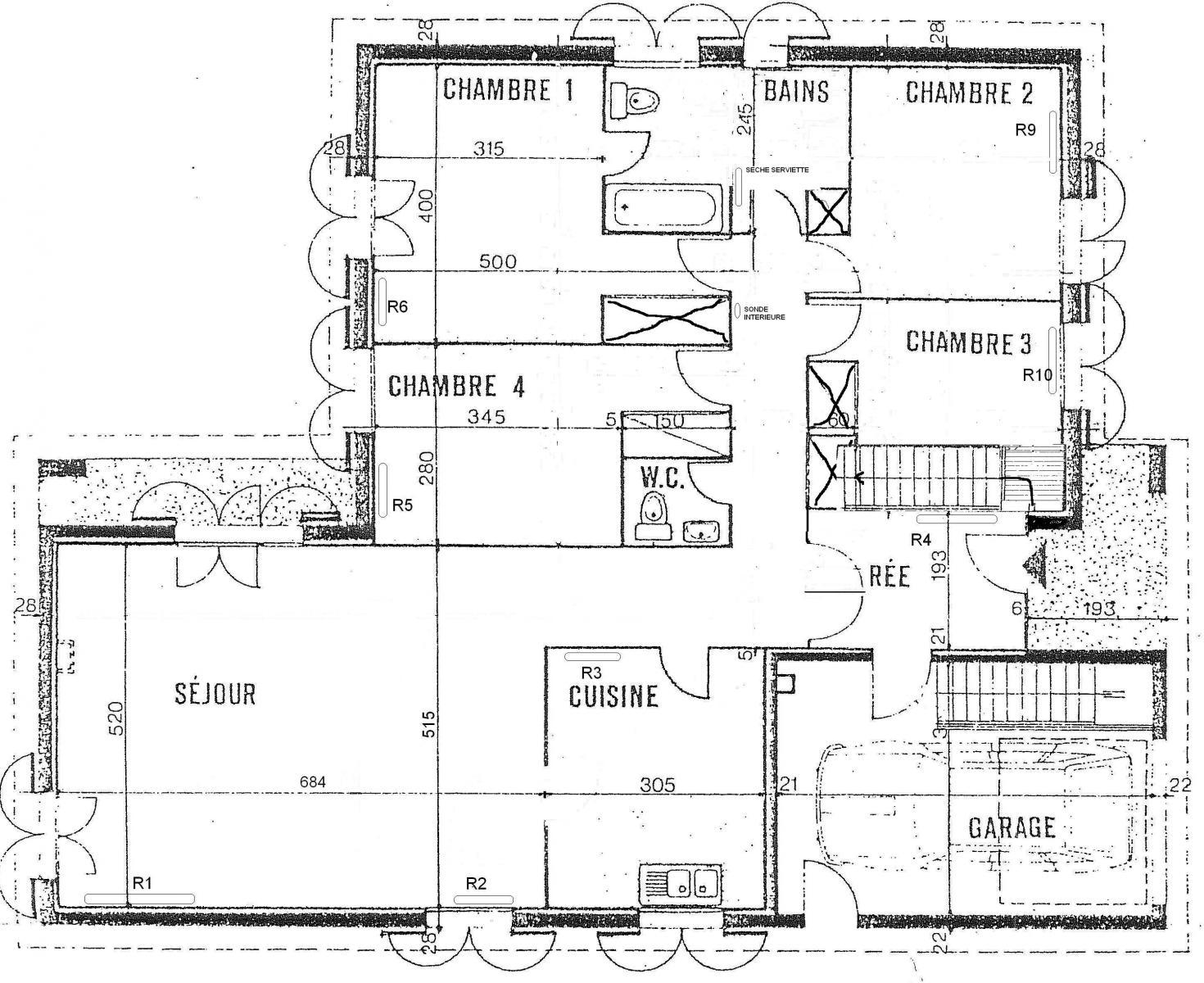 changement de vieux radiateurs. Black Bedroom Furniture Sets. Home Design Ideas