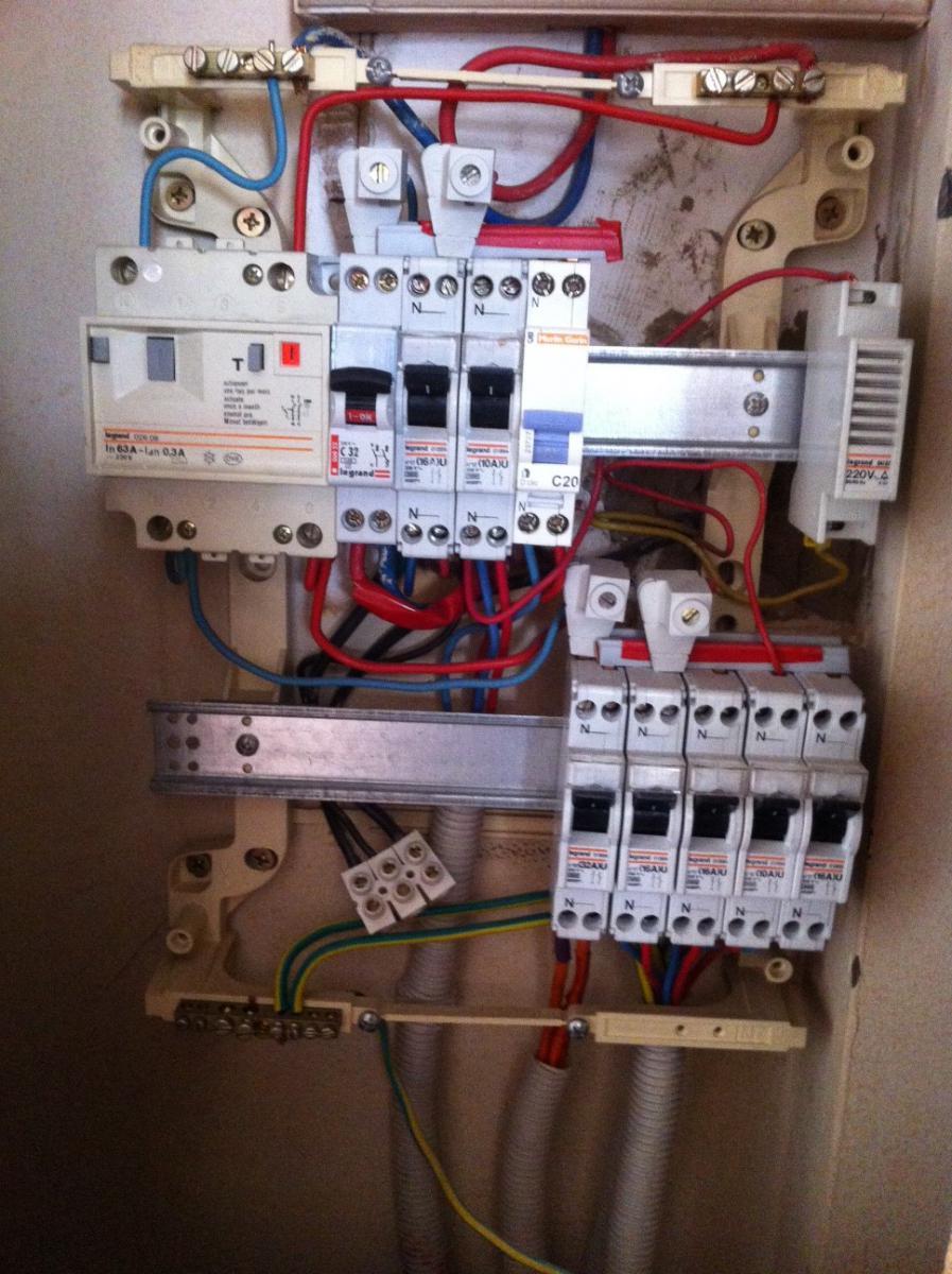 Comment tester un differentiel de 30ma sur mon tableau electrique - Comment tester un interrupteur ...