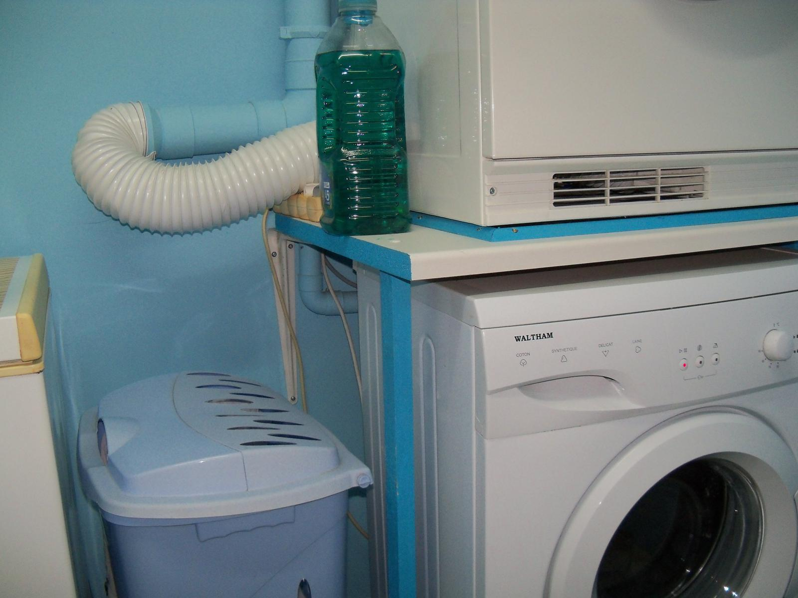 Empiler Seche Linge Et Lave Linge superposer sèche-linge sur lave-linge slim