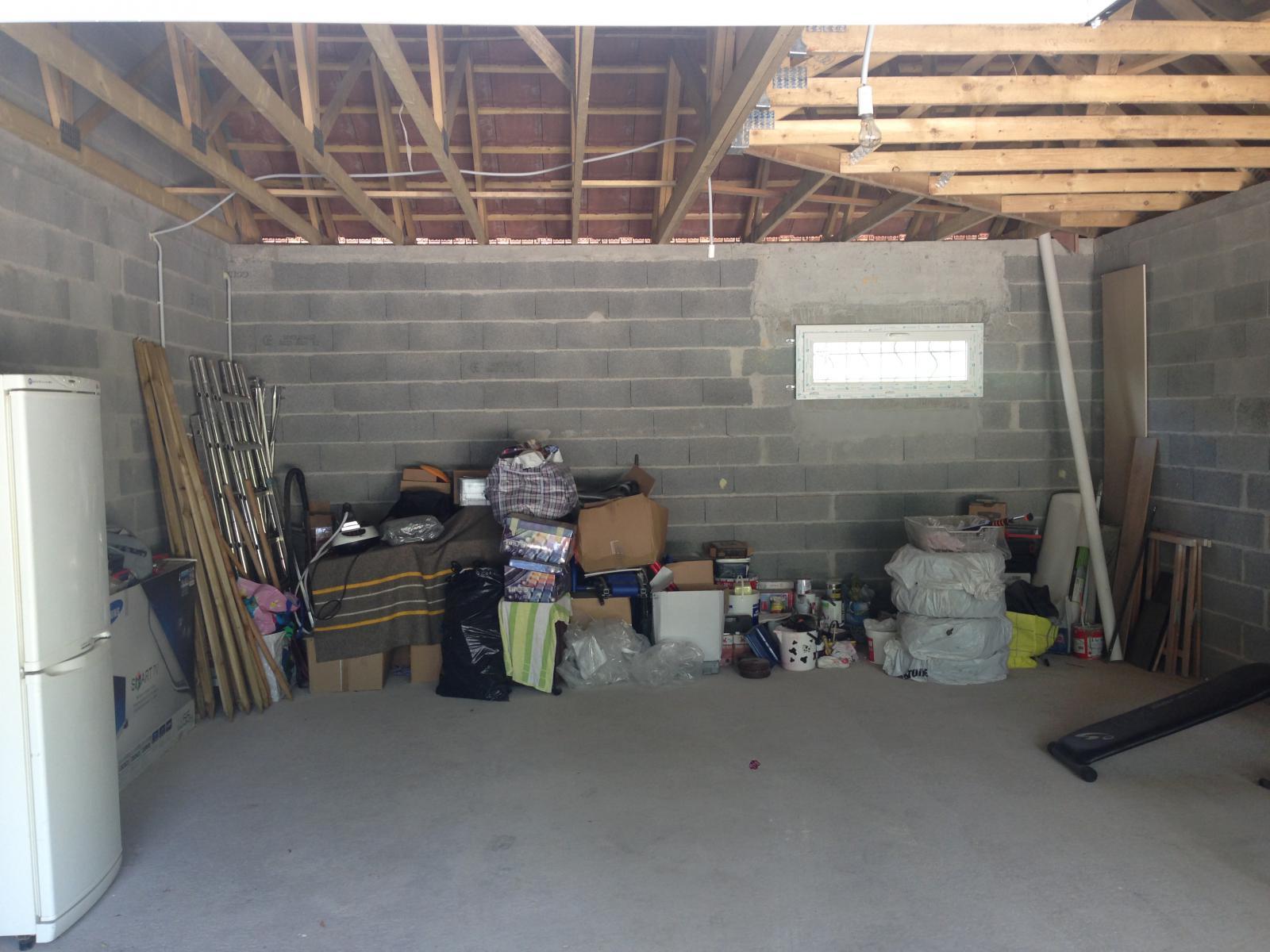 Isolation d 39 un garage complet for Transformer garage en studio