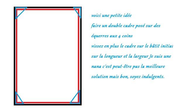 Lit De 145x190 Et Sommier De 140x190 Comment Faire Tenir Le