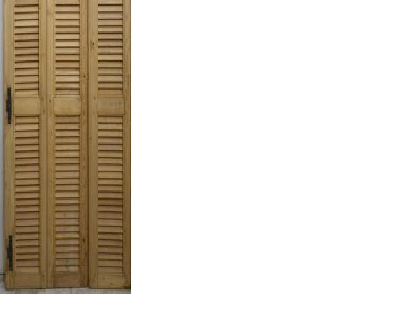 Porte Pliante Persienne ~ DootDadoo com = Idées de conception sont intéressantsà votre décor # Persiennes Bois Pliantes
