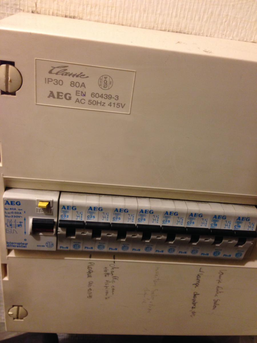 Brancher un radiateur 1000 w sur une prise 220v - Peindre derriere radiateur ...