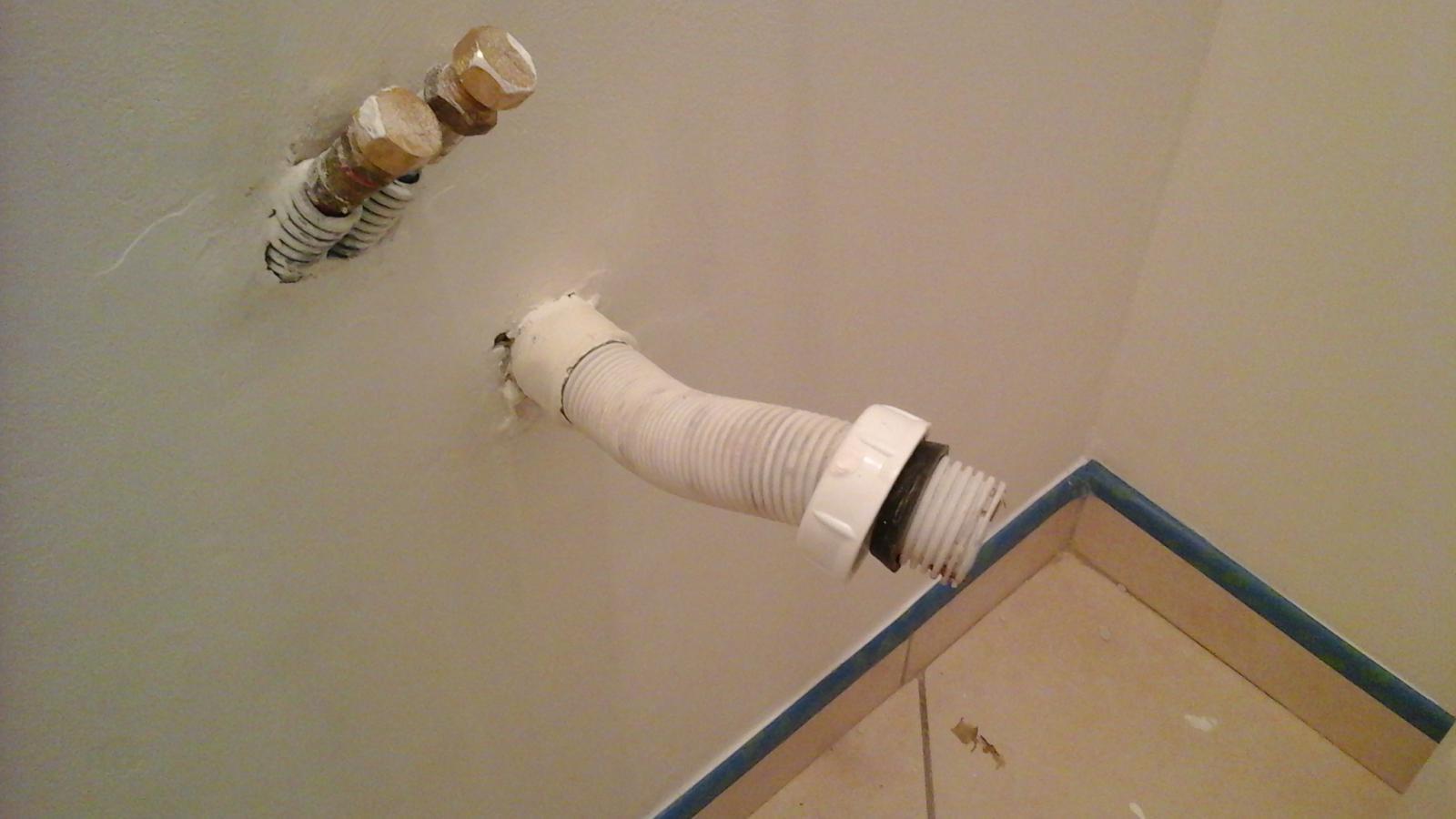 flexible evacuation lavabo trop court comment le rallonger. Black Bedroom Furniture Sets. Home Design Ideas