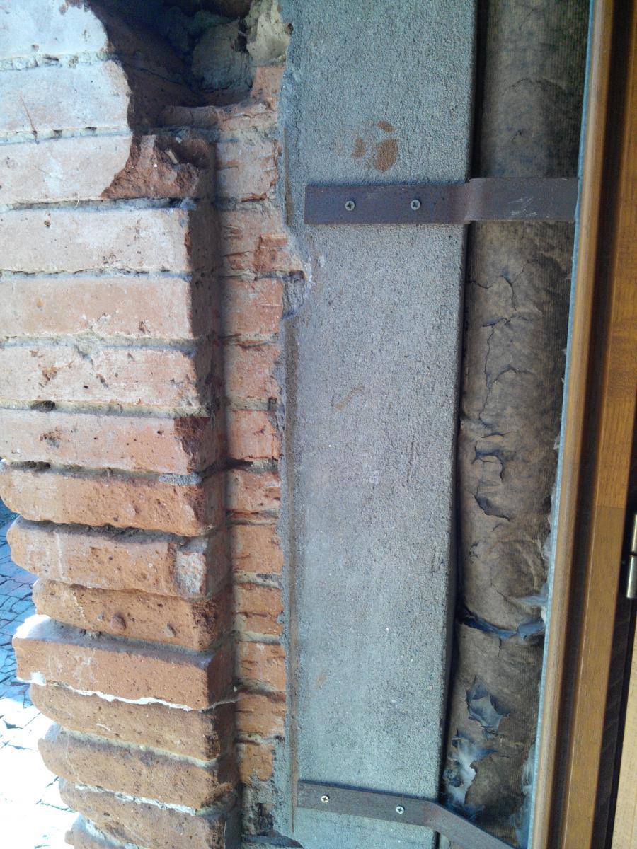 Jonction portes fenetres mur exterieur for Porte fenetre exterieur