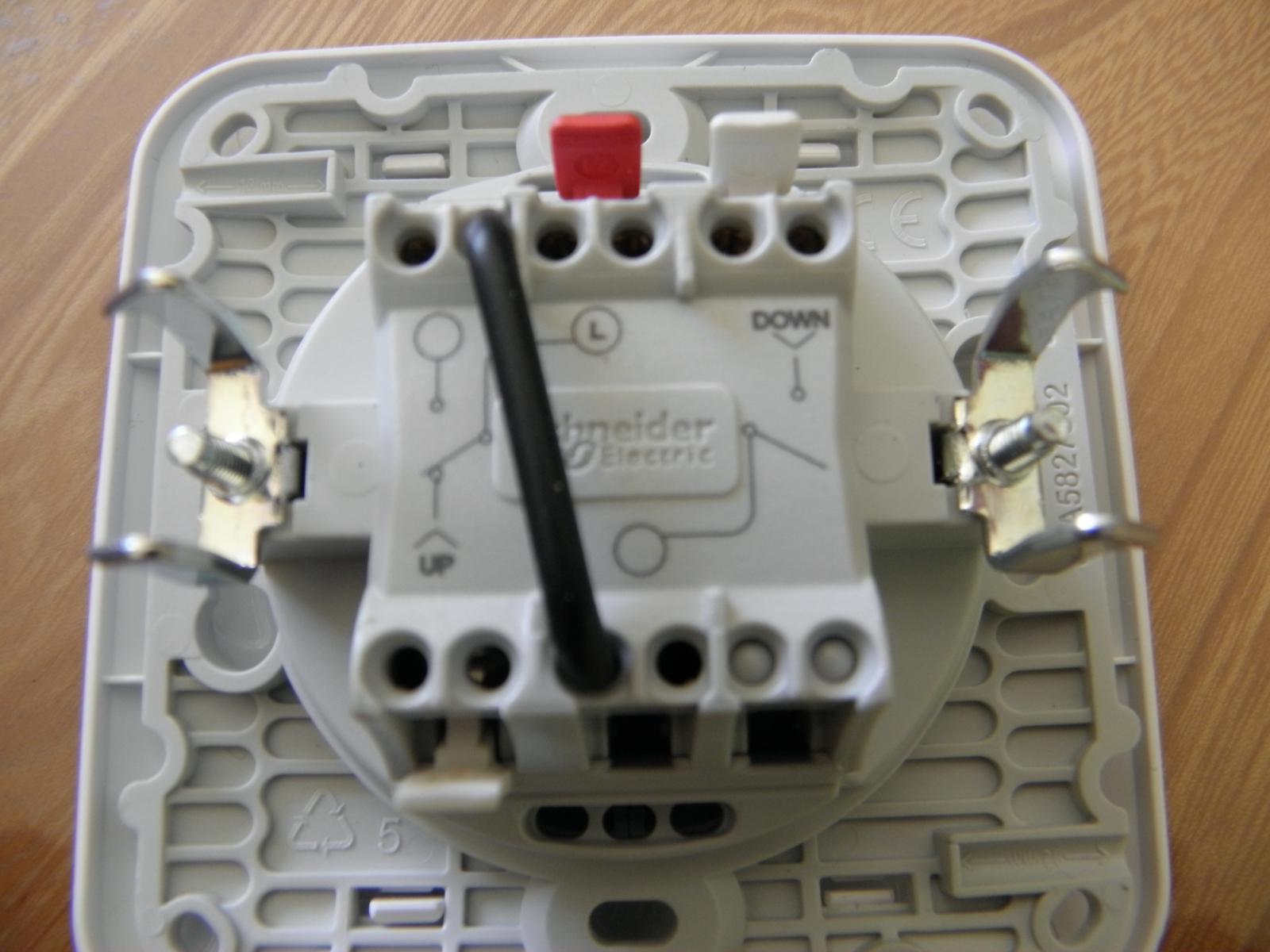 Interrupteur De Volet Roulant