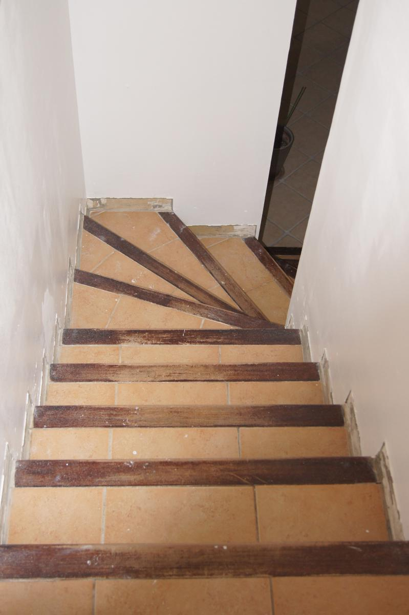 R novation escalier carrel for Nez de marche carrelage escalier