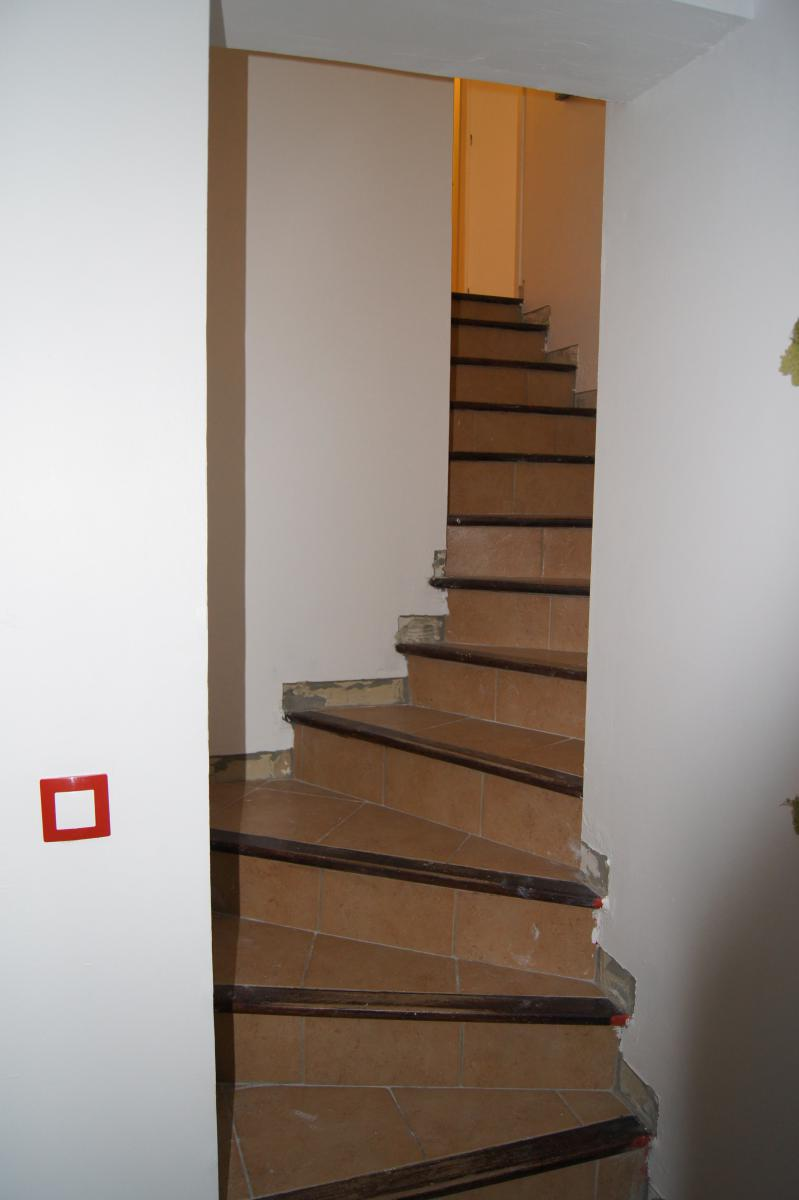 renovation escalier carrele