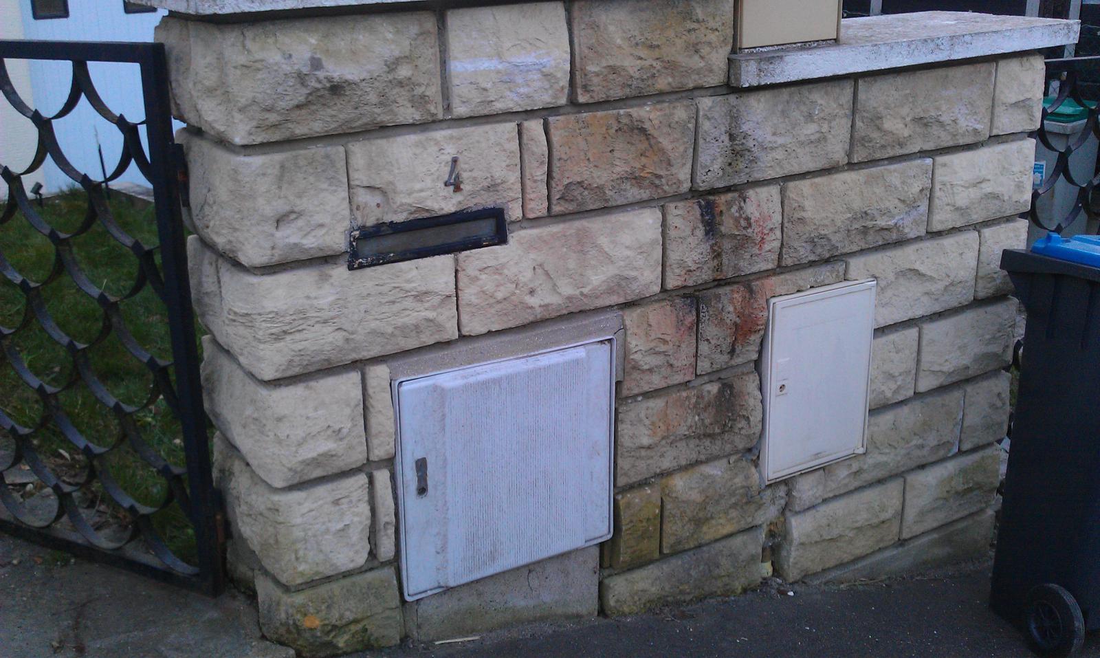 Recouvrir mur exterieur les derni res id es - Recouvrir un mur exterieur en parpaing ...