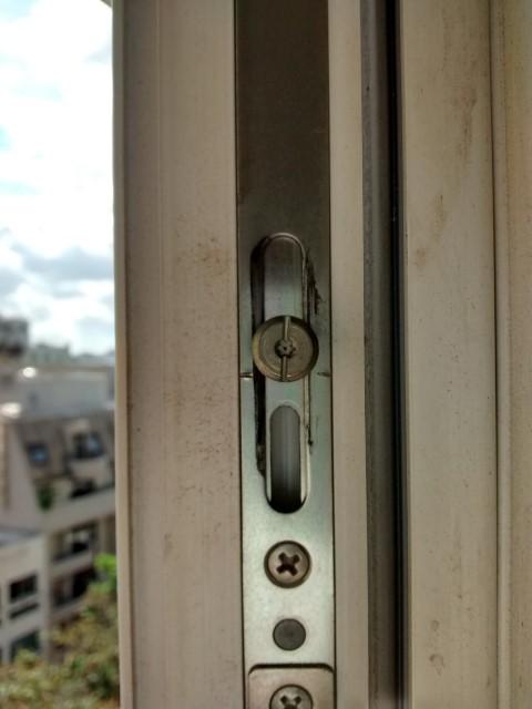 Réglage Fenêtre Oscillo Battante
