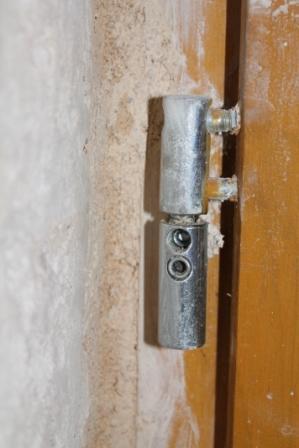 Probl me reglage des gonds de la porte d 39 entr e - Reglage porte d entree 3 points ...