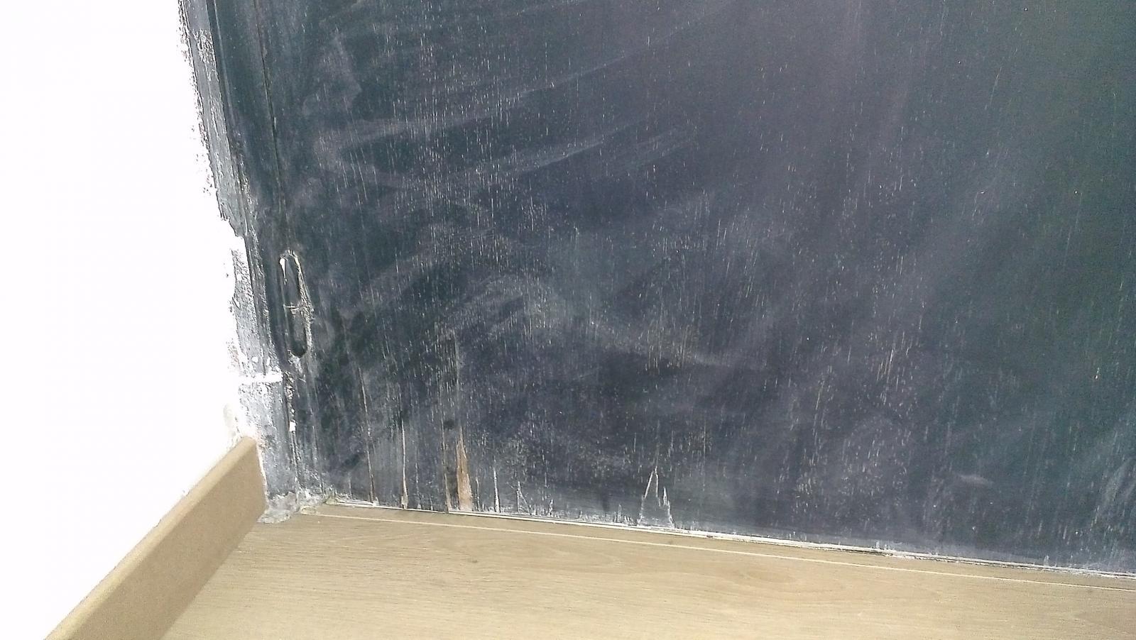 R novation d 39 une porte d 39 entr e - Reparer une porte d entree en bois ...