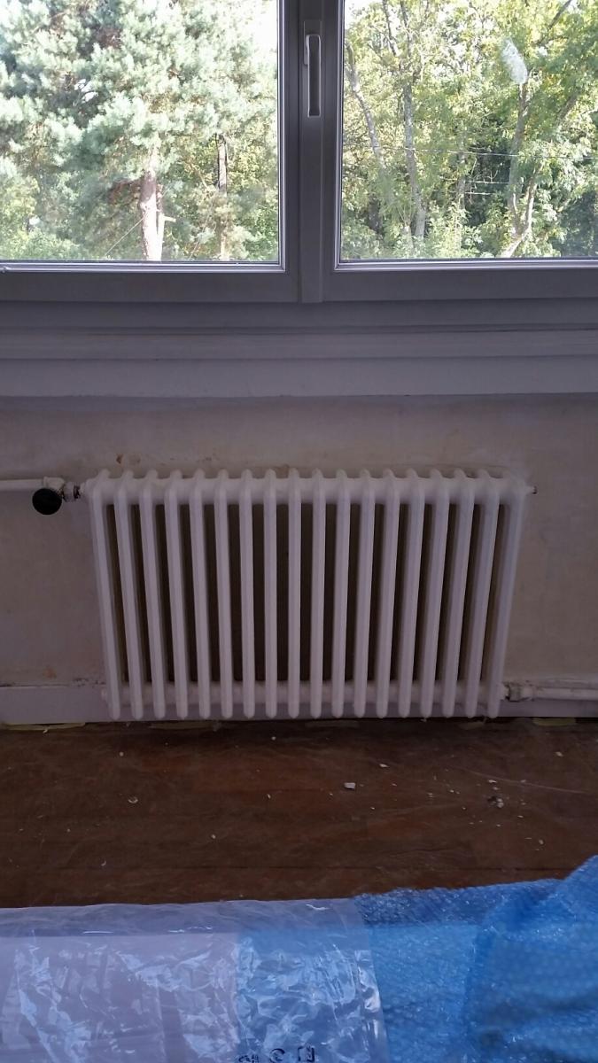 comment retirer radiateur en fonte en vue de retirer. Black Bedroom Furniture Sets. Home Design Ideas