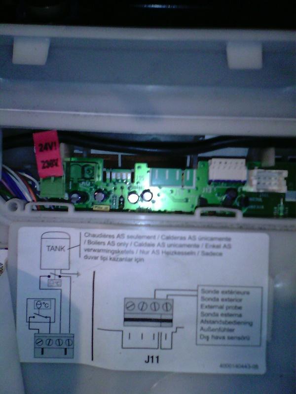 brancher un thermostat netatmo sur themaplus c25. Black Bedroom Furniture Sets. Home Design Ideas