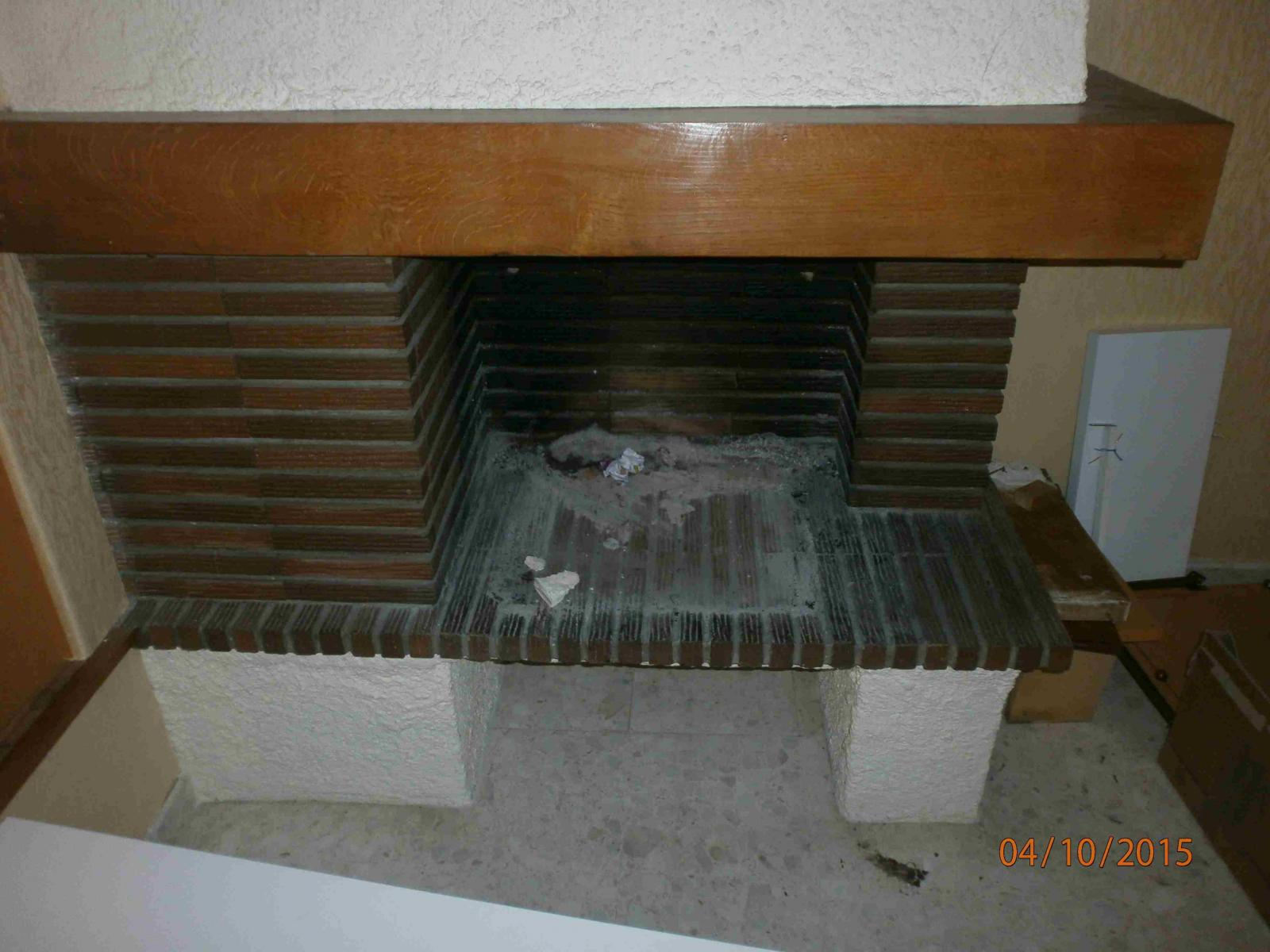 Hotte de chemin e - Decoration hotte de cheminee ...