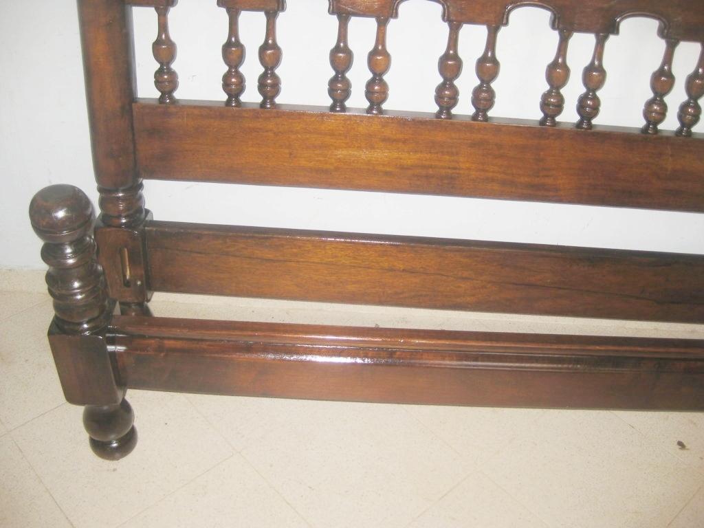 quelle type de bois est cet ancienne lit