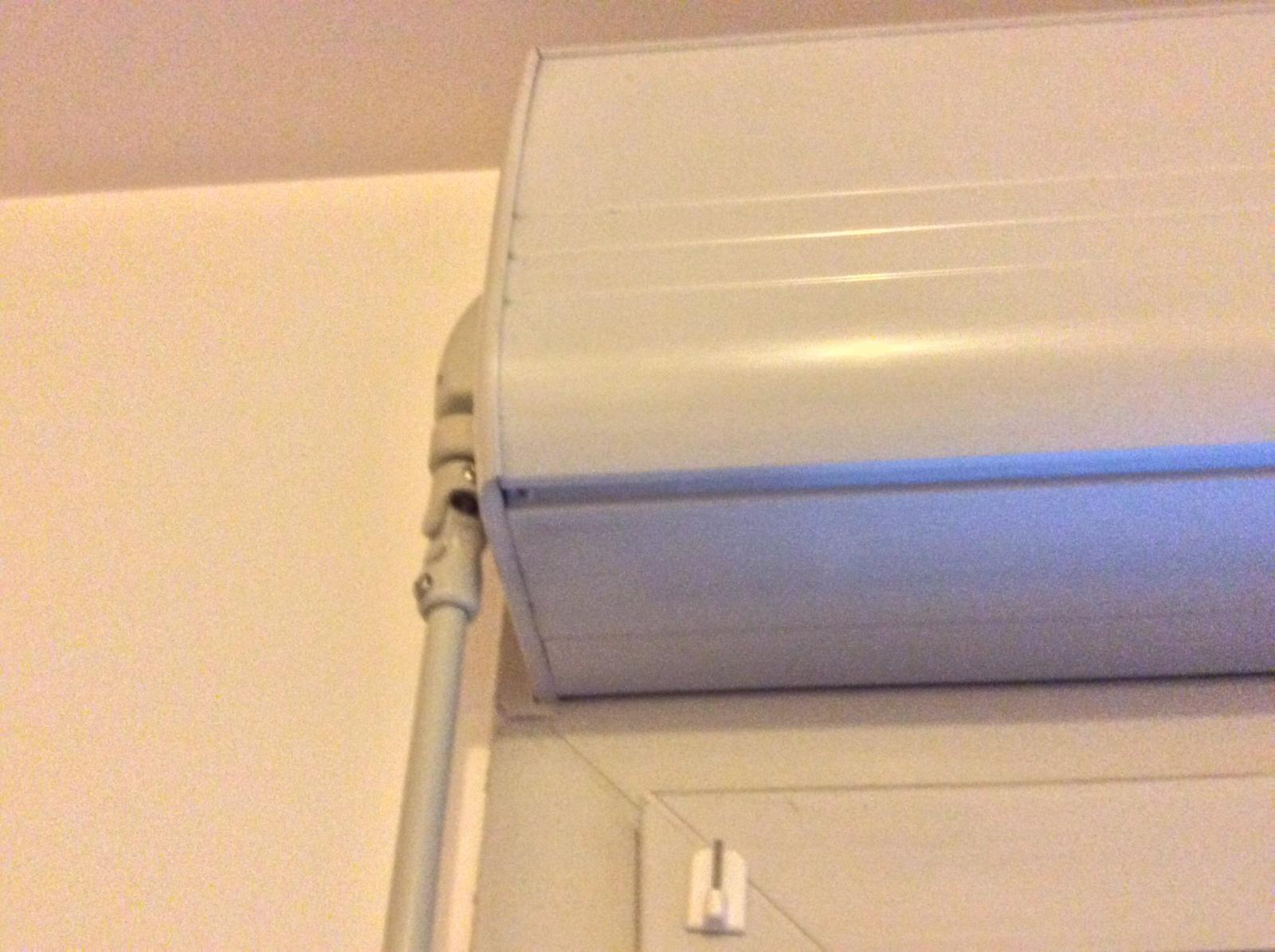 Comment faire pour ouvrir mon caisson de volet roulant - Caisson roula nt ...