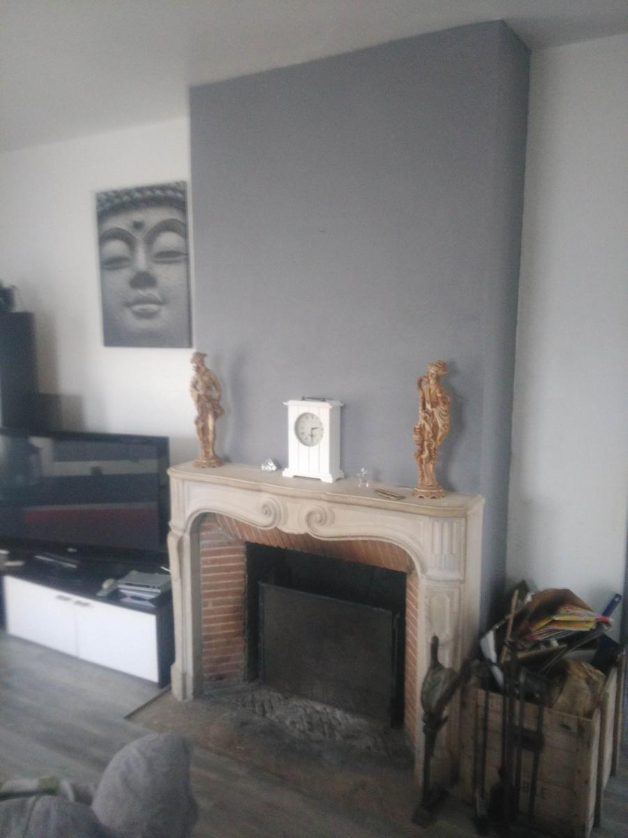 insert dans ancienne chemin e. Black Bedroom Furniture Sets. Home Design Ideas