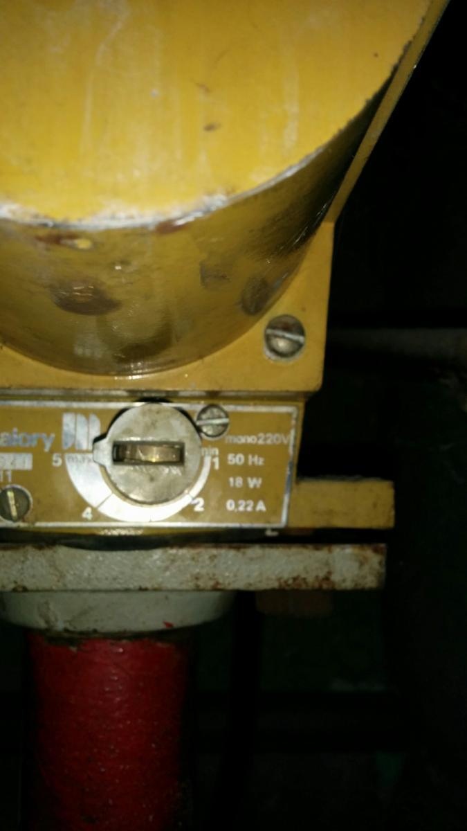 variateur vitesse circulateur bloquee