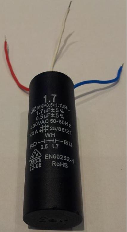 Changement condensateur circulateur - Comment controler un condensateur ...
