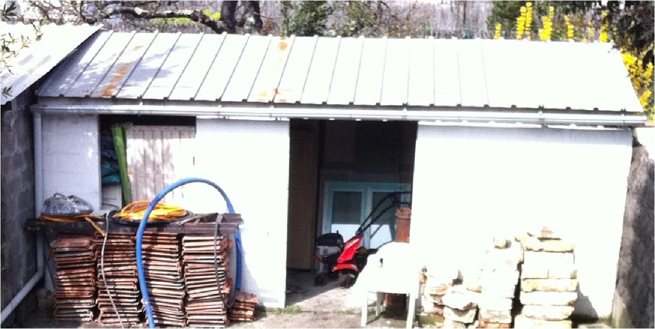Renovation toiture bac acier - Espacement chevron bac acier ...