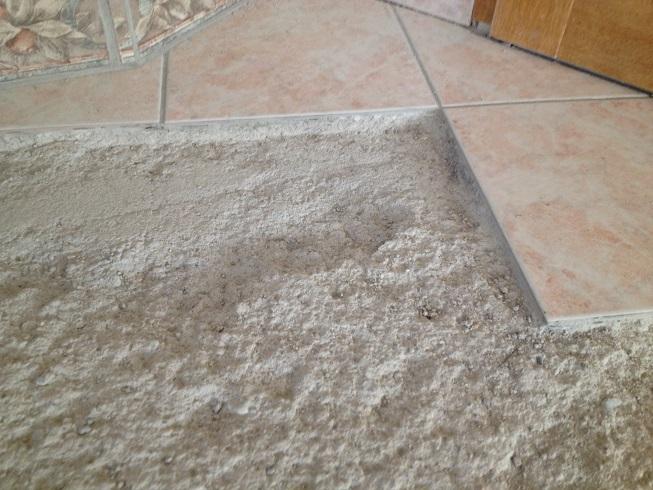 Ragr age sur petite surface for Ragreage sur plancher agglomere